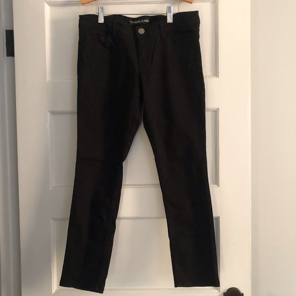 Express Pants - EXPRESS jeans black ankle length - Stella